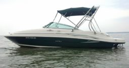 SEA RAY 175 SPORT 2009 (BLACK)