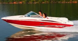 SEA RAY 175 SPORT 2009 (RED)